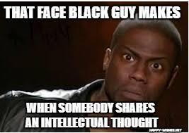 Black Guy Memes - black guy thinking meme happy wishes