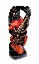 jamaican wood sculptures jamaica wood in sculptures ebay