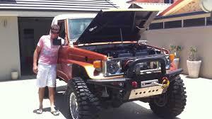 toyota 85 v8 mid wheelbase comp truck