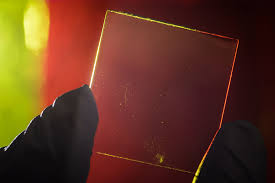 this fully transparent solar cell could make every window and