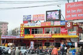 central bus station in jaipur jaipur rajasthan india
