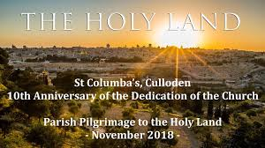 holy land pilgrimage catholic parish holy land pilgrimage november 2018 st columba s catholic