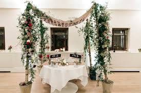 How To Make A Chuppah Hand Make Your Own Chuppah Diy Tutorial Smashing The Glass