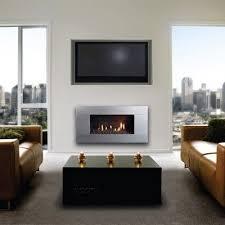 Modern Outdoor Gas Fireplace by Best 25 Modern Gas Fireplace Inserts Ideas On Pinterest Gas