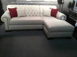 Tufted Sectional Sofa Chaise Fancy Tufted Sectional Sofa With Chaise 59 In Living Room Sofa