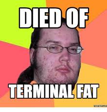 Fat Memes - diedor terminal fat memes com terminator meme on sizzle