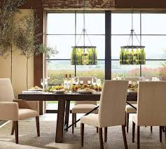 enchanting image of dining room decoration using round pedestal