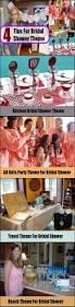 interesting bridal shower theme ideas planning for bridal shower