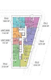 Jade Brickell Floor Plans by Sls Brickell Blintser Group