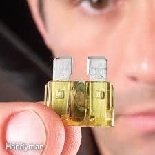 replacing car fuses family handyman