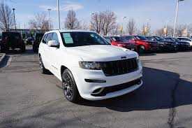 srt jeep 2013 jeep grand cherokee srt 8 in utah for sale used cars on