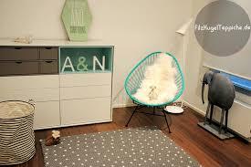 teppich kinderzimmer rund teppich babyzimmer home design inspiration