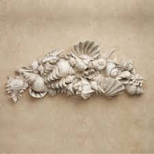seashell wall decor image of seashell wall decor bathroom in