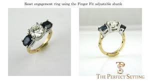 Reset Wedding Ring by Arthritic Fingers Swollen Knuckles And Fine Jewelry Rings Enter