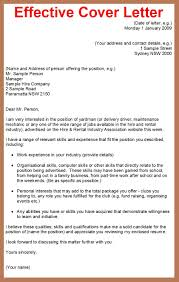 cover letter examples for applying for a job cover job
