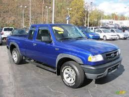 mazda truck lapis blue 2006 mazda b series truck b4000 se cab plus 4 4x4
