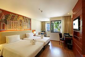 chambre novotel hotel novotel phuket vintage park phuket thailande promovacances