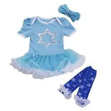 hanukkah clothing baby clothes hanukkah light blue white shorts sleeves bodysuit