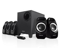 home theater wireless speakers creative inspire t6300 5 1 surround speaker system creative labs