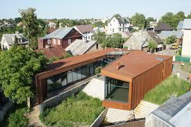 family house architectural bureau g natkevicius u0026 partners