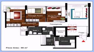 hdb floor plan 4 room youtube