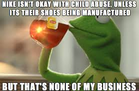 Nike Meme - nike isn t okay with child abuse weknowmemes