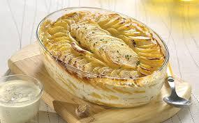 cuisine gratin dauphinois recette gratin dauphinois revisité 750g