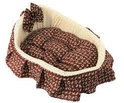 luxury dog beds washabledogbed net