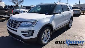 2017 ford explorer platinum ford explorer in tulsa ok bill knight ford