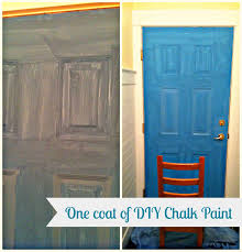 Painting Interior Doors by Chalk Door U0026 Chalk Paint Tips 1 Sand The Door You Plan On Using