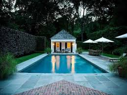 Backyard Pool Houses by 443 Best Pools Images On Pinterest Backyard Ideas Backyard