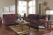 Ashley Sofa Set by Ashley Furniture Sofas Loveseats And Chaises Ebay