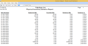 dynamics gp stock count import module for inventory updates