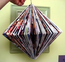 42 simple newspaper craft ideas for with tutorials