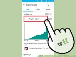 android data usage how to your data usage on your android with pictures
