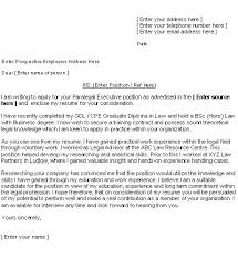 free examples of cover letters formats for cv resume