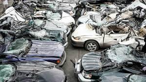 bureau cars reduce them to scrap metal philippine authorities crush luxury