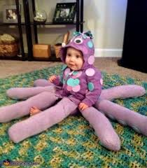 Octopus Halloween Costume 45 Amazing Diy Baby Halloween Costumes