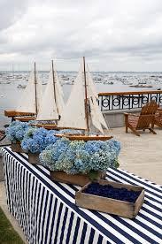 Nautical Table Decoration Ideas Color Me Blue Nautical Themed Beach Wedding U2013 Beach Wedding Tips