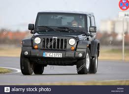 rally jeep wrangler jeep wrangler rubicon 3 8 model year 2008 black driving
