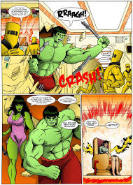 incredible hulk red alert 17 mikemcelwee deviantart