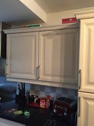 kitchen cabinet doors 715mm in height also chrome door handles x