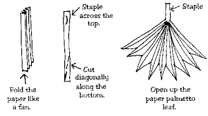 how to make a fan out of paper poverty point expeditions