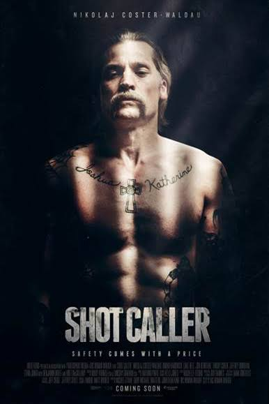 Shot Caller (2017) Bluray