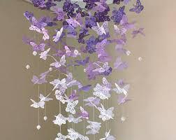 Butterfly Chandelier Butterfly Chandelier Etsy