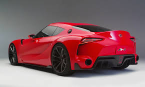 bmw types of cars toyota bmw sports car is closer to becoming a toyota of