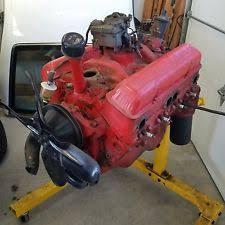 chevy v8 engine ebay