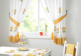 Blue Yellow Kitchen - curtains 34697 4 tif yellow kitchen curtains bravery blue