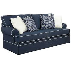 Navy Blue Sofas by Popular Of Blue Sleeper Sofa With 1000 Ideas About Sleeper Sofas