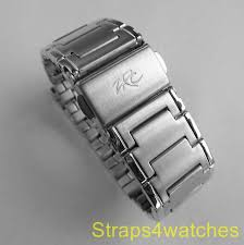 stainless steel bracelet clasp images Gents size stainless steel deployant clasp watch bracelet zrc jpg